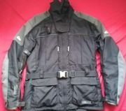 "HEIN GERICKE MASTER GTX GORETEX CORDURA MOTORCYCLE JACKET  UK 41"" 42"" Chest  L"